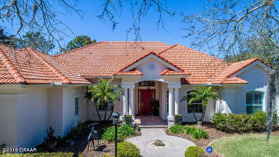 Hammock Dunes Single Family Home For Sale: 9 Via Marino