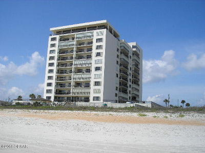 Ormond Beach Condo/Townhouse For Sale: 1513 Ocean Shore Boulevard #8B