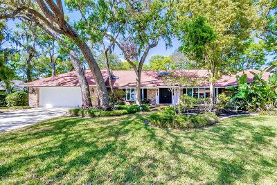 Tomoka Oaks Single Family Home For Sale: 77 S St Andrews Drive