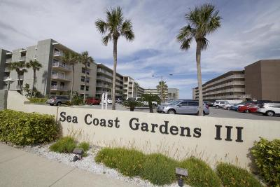 New Smyrna Beach Condo/Townhouse For Sale: 4153 S Atlantic Avenue #5030