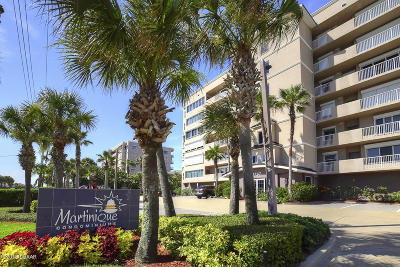 Ponce Inlet, South Daytona, Wilbur-by-the-sea Condo/Townhouse For Sale: 4767 S Atlantic Avenue #501