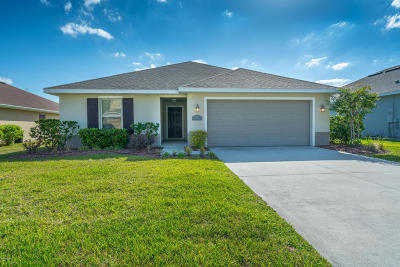 Hunters Ridge Single Family Home For Sale: 62 Pergola Place