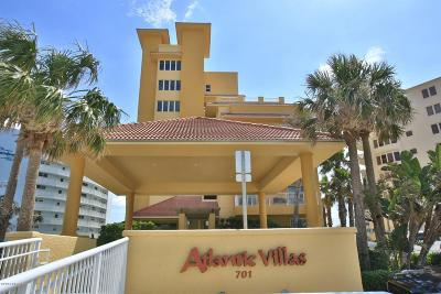 New Smyrna Beach Condo/Townhouse For Sale: 701 N Atlantic Avenue #601