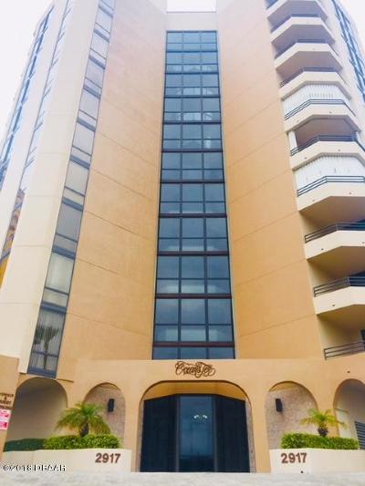 Daytona Beach Shores Condo/Townhouse For Sale: 2917 S Atlantic Avenue #401