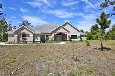 Daytona Beach Single Family Home For Sale: 20 Azalea Drive