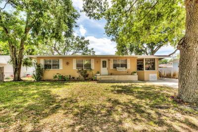 South Daytona Single Family Home For Sale: 633 Aurora Street