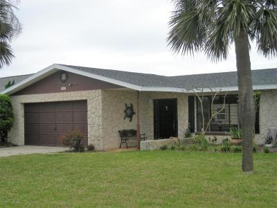 Ponce Inlet Single Family Home For Sale: 124 Anchor Drive