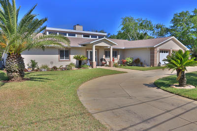 New Smyrna Beach Single Family Home For Sale: 203 Middle Way