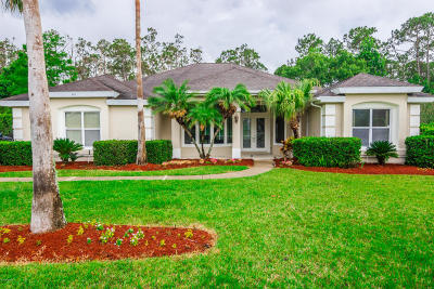 Breakaway Trails Single Family Home For Sale: 65 Coquina Ridge Way