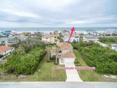 Ponce Inlet, South Daytona, Wilbur-by-the-sea Single Family Home For Sale: 4733 Riverglen Boulevard