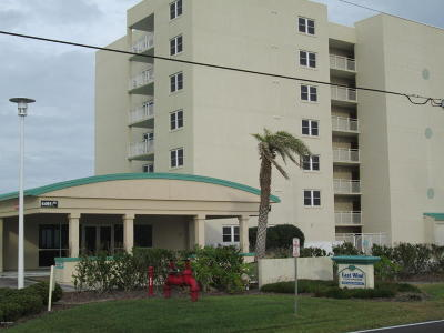 Ponce Inlet Condo/Townhouse For Sale: 4495 S Atlantic Avenue #2060