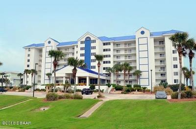 Ponce Inlet Condo/Townhouse For Sale: 4601 S Atlantic Avenue #403