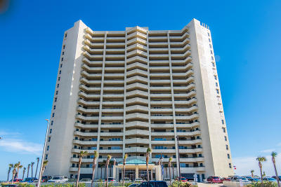 Daytona Beach Shores Condo/Townhouse For Sale: 3425 S Atlantic Avenue #1404
