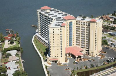 South Daytona Condo/Townhouse For Sale: 2801 S Ridgewood Avenue #1404