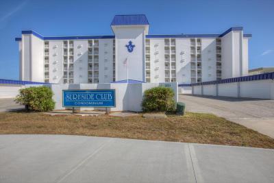 Daytona Beach Shores Condo/Townhouse For Sale: 3601 S Atlantic Avenue #109