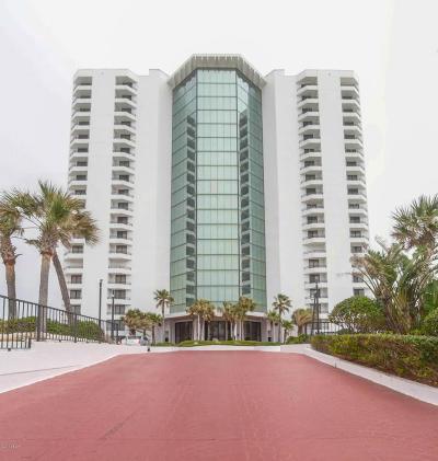 Daytona Beach Condo/Townhouse For Sale: 2425 S Atlantic Avenue #1402
