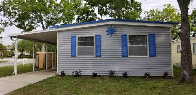 South Daytona Single Family Home For Sale: 2001 Hickorywood Drive
