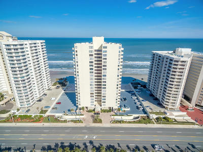 Daytona Beach Shores Condo/Townhouse For Sale: 2947 S Atlantic Avenue #901