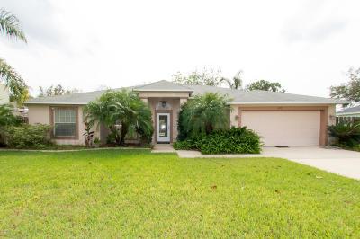 Port Orange Single Family Home For Sale: 445 Pendrey Drive