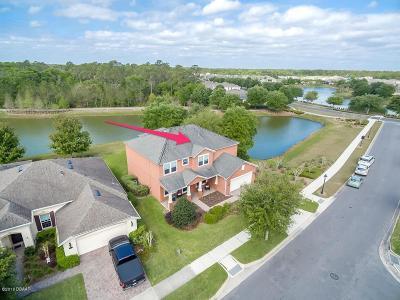 Deland Single Family Home For Sale: 216 Victoria Trails Boulevard