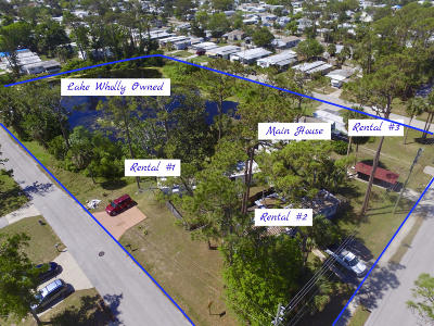 Port Orange Multi Family Home For Sale: 175 Niver Street