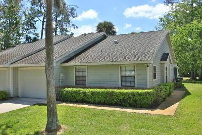Daytona Beach Condo/Townhouse For Sale: 152 Bob White Court