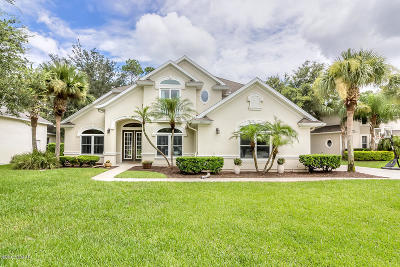 Ormond Beach Single Family Home For Sale: 143 Deep Woods Way
