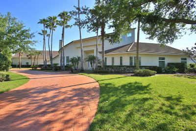 Port Orange Single Family Home For Sale: 2078 Country Club Drive