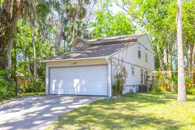 Port Orange Single Family Home For Sale: 1126 Meditation Loop