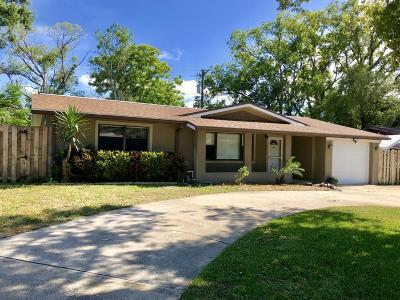 Ormond Beach Single Family Home For Sale: 1290 Scottsdale Drive