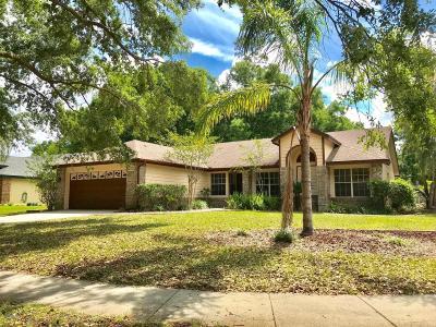 Deland Single Family Home For Sale: 1601 Bent Oaks Boulevard