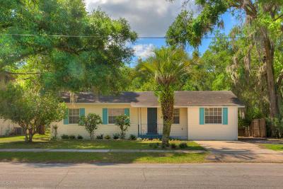 Deland Single Family Home For Sale: 1436 E Wisconsin Avenue