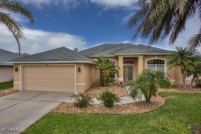 Port Orange Single Family Home For Sale: 1713 Destino Court
