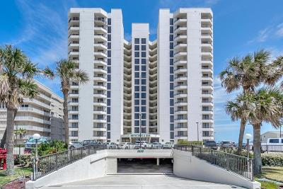 Daytona Beach Condo/Townhouse For Sale: 3855 S Atlantic Avenue #PH3
