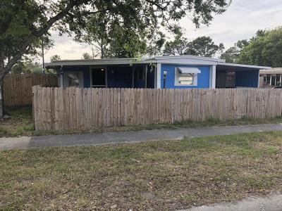 Port Orange Single Family Home For Sale: 5672 Wood Street