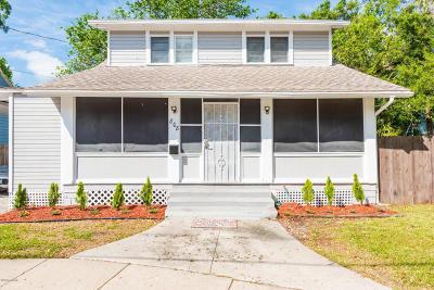 Daytona Beach Single Family Home For Sale: 808 S Beach Street