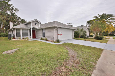 Port Orange Single Family Home For Sale: 1014 Belleflower Drive