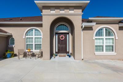 New Smyrna Beach Single Family Home For Sale: 524 Luna Bella Lane