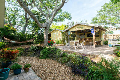 New Smyrna Beach Single Family Home For Sale: 3603 Saxon Drive