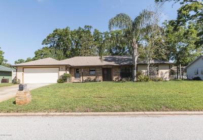 Ormond Beach Single Family Home For Sale: 3 Heather Lane