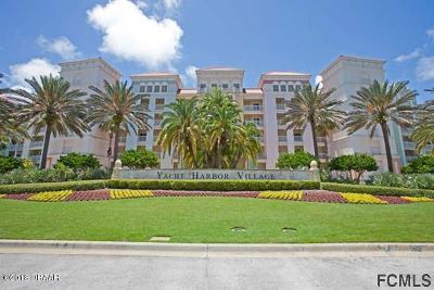 Palm Coast Condo/Townhouse For Sale: 102 Yacht Harbor Drive #372