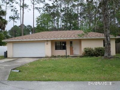 Palm Coast Single Family Home For Sale: 104 Beacon Mill Lane