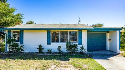 Ormond Beach Single Family Home For Sale: 12 Palmetto Drive