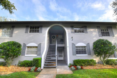 Ormond Beach Condo/Townhouse For Sale: 203 S Orchard Street #3A