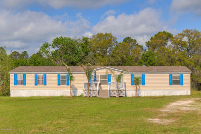 Deland Single Family Home For Sale: 32735 State Road 44