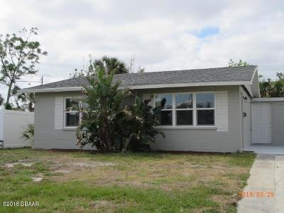 Ormond Beach Single Family Home For Sale: 38 Sunny Shore Drive