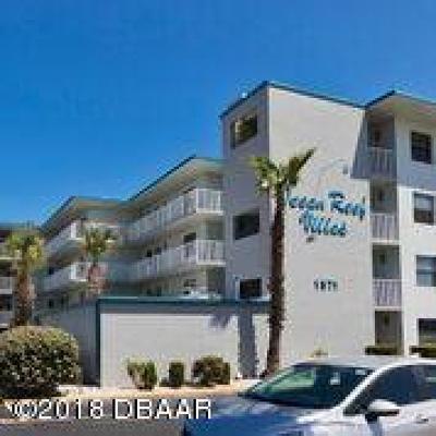 New Smyrna Beach Condo/Townhouse For Sale: 1571 S Atlantic Avenue #3010