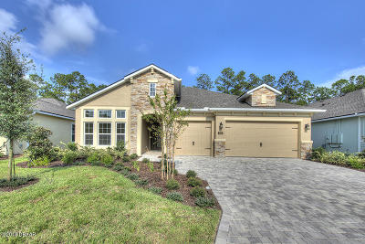 Ormond Beach Single Family Home For Sale: 908 Creekwood Drive