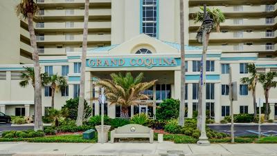 Daytona Beach Condo/Townhouse For Sale: 3333 S Atlantic Avenue #2003