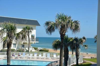 Ormond Beach Condo/Townhouse For Sale: 855 Ocean Shore Boulevard #229